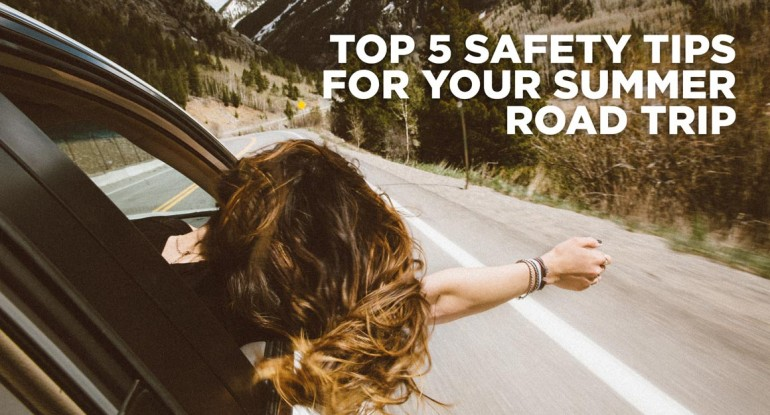 Top 5 Safety Tips
