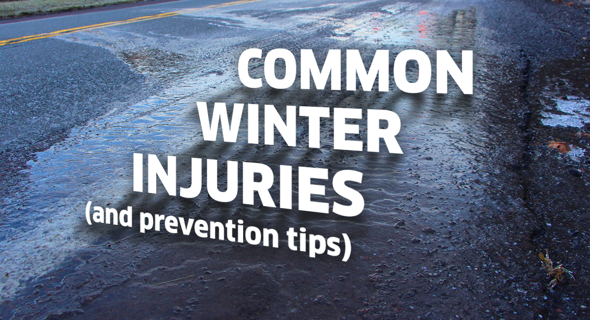 Common Winter Injuries