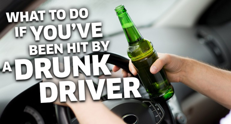 Been Hit By A Drunk Driver?