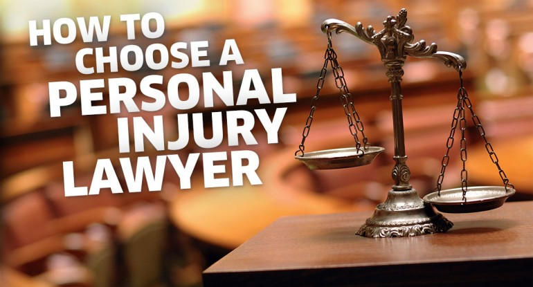 Choosing A Personal Injury Lawyer