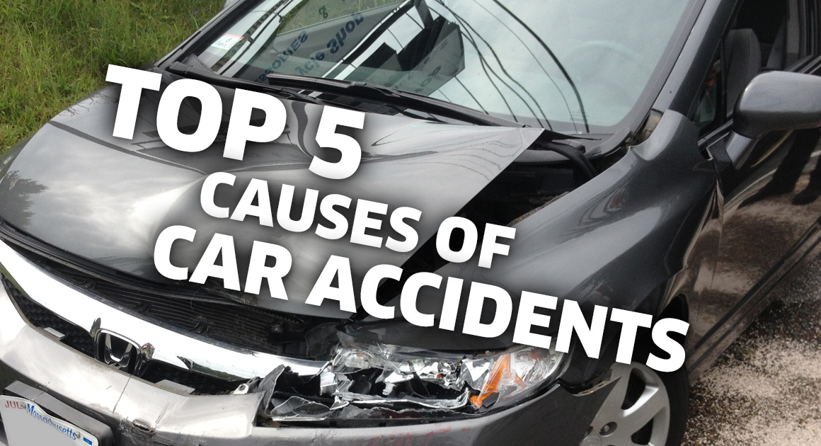 Causes pf Car Accidents