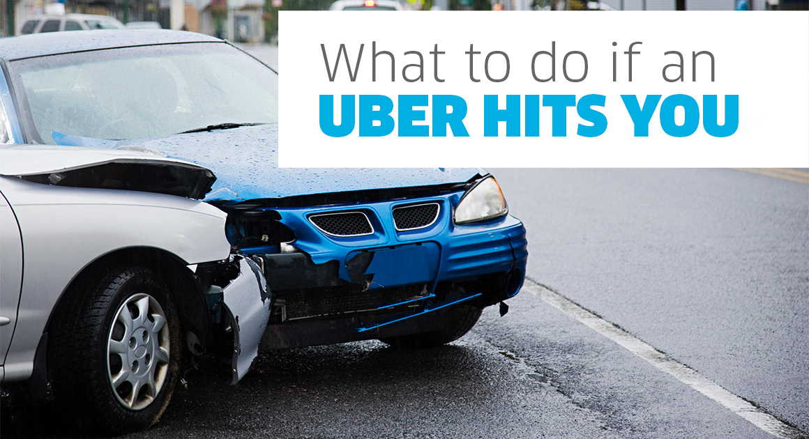 Uber Auto Accident Claim