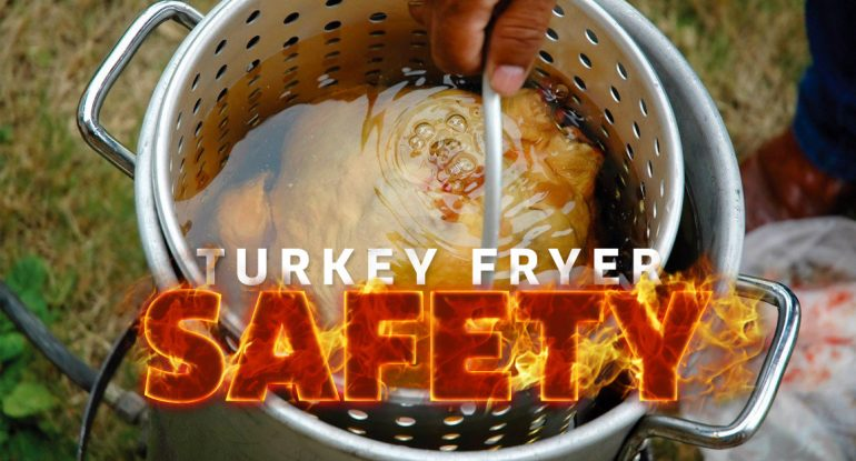 Safety Tips for Frying a Turkey