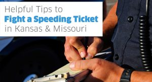 Helpful Tips to Fight a Speeding Ticket