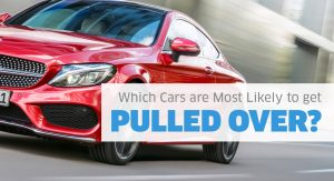 Cars Most Likely to Get Pulled Over