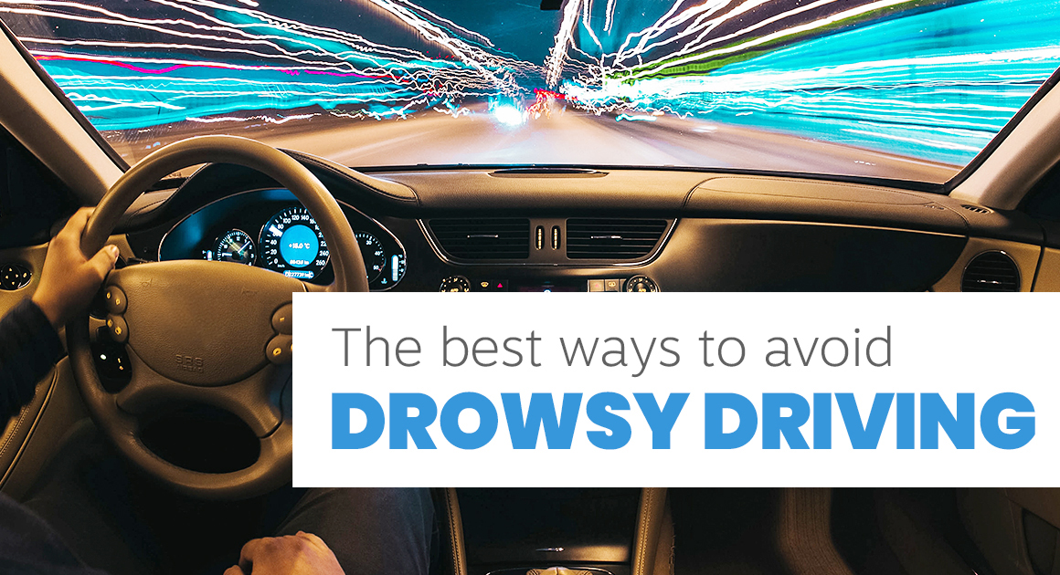 Avoid Driving Drowsy