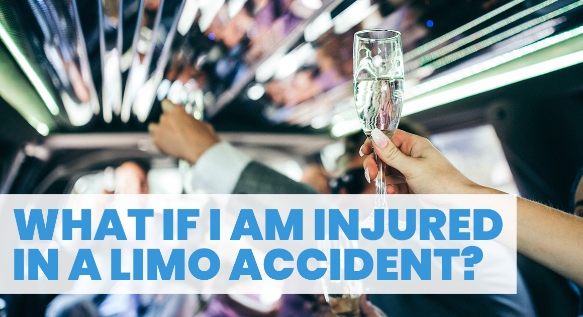 Injured in a limo accident